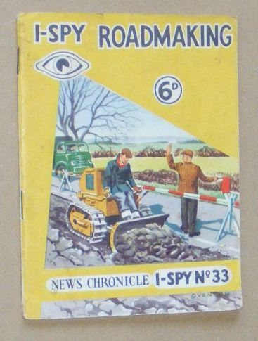 Image for I-Spy Roadmaking (I-Spy No.33)