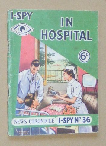 Image for I-Spy In Hospital (I-Spy No.36)