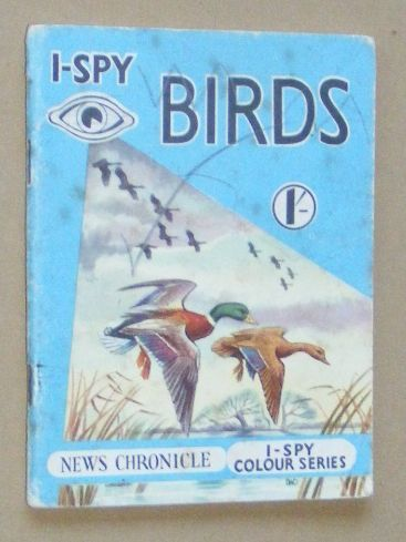 Image for I-Spy Birds (I-Spy Colour Series)