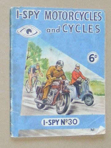 Image for I-Spy Motorcycles and Cycles (I-Spy No.30)