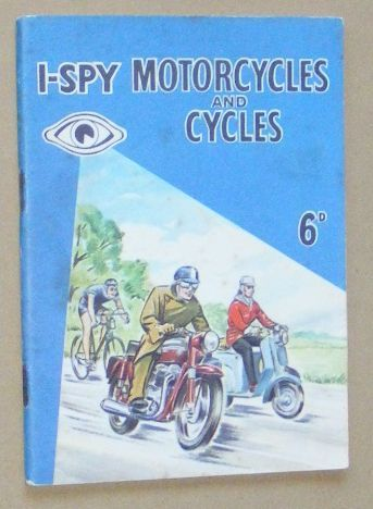 Image for I-Spy Motorcycles and Cycles