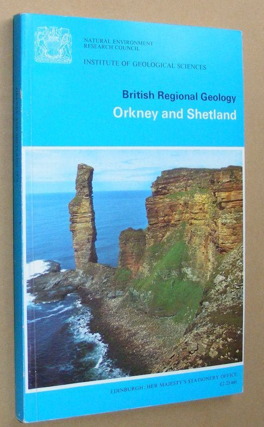 Image for Orkney and Shetland (British Regional Geology)