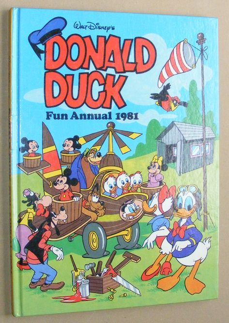 Image for Walt Disney's Donald Duck Fun Annual 1981