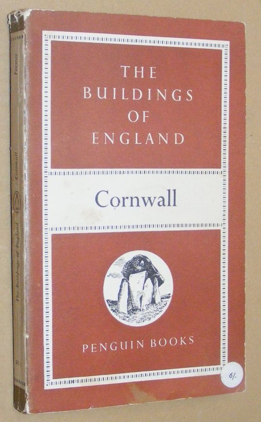 Image for Cornwall (The Buildings of England)