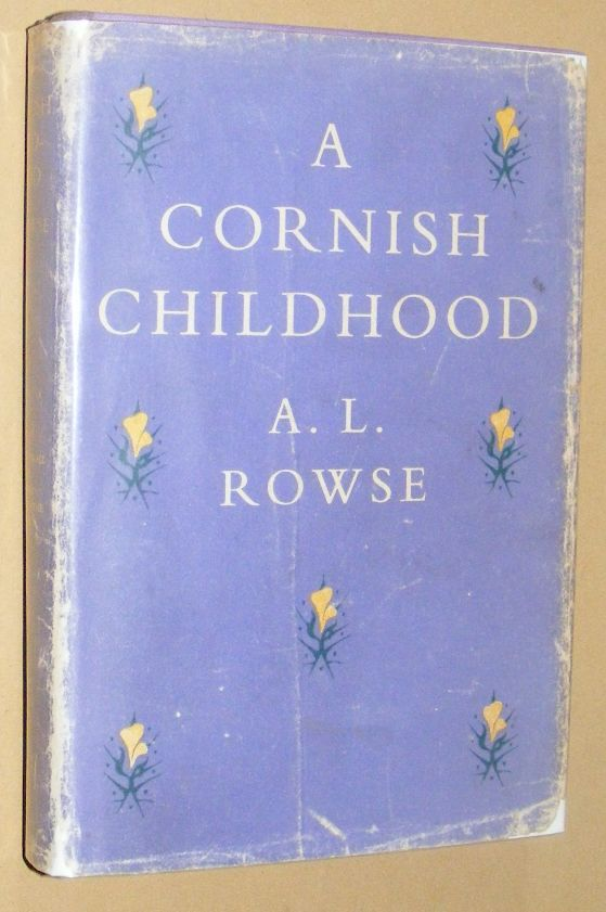 Image for A Cornish Childhood: Autobiography of a Cornishman