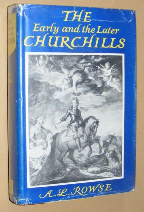 Image for The Early and the Later Churchills