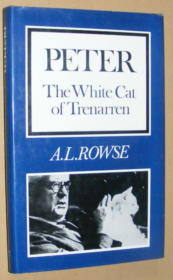 Image for Peter, the White Cat of Trenarren