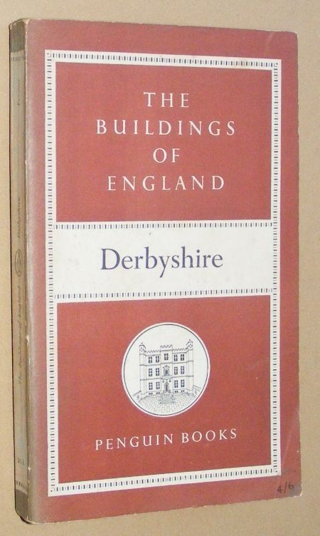 Image for Derbyshire (The Buildings of England)