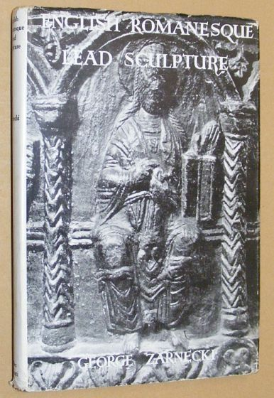 Image for Engish Romanesque Lead Sculpture: lead fonts of the twelfth century (Chapters in Art Series)