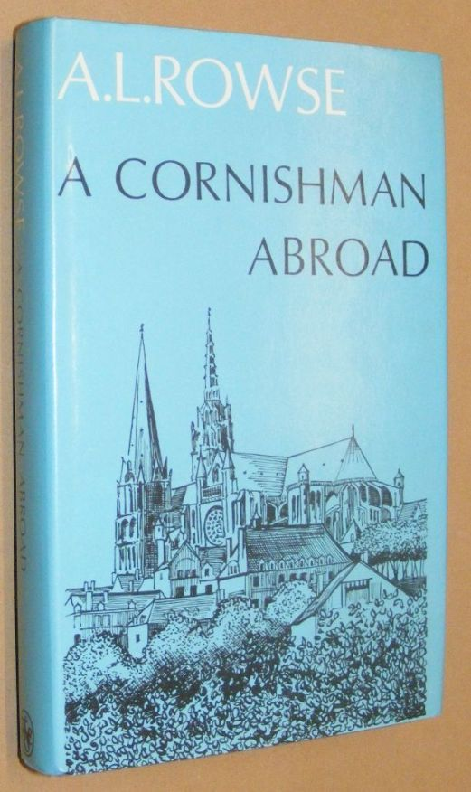 Image for A Cornishman Abroad