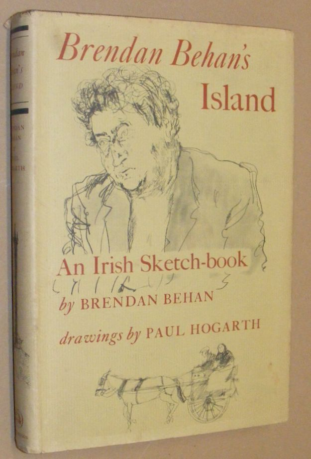 Image for Brendan Behan's Island: an Irish sketchbook