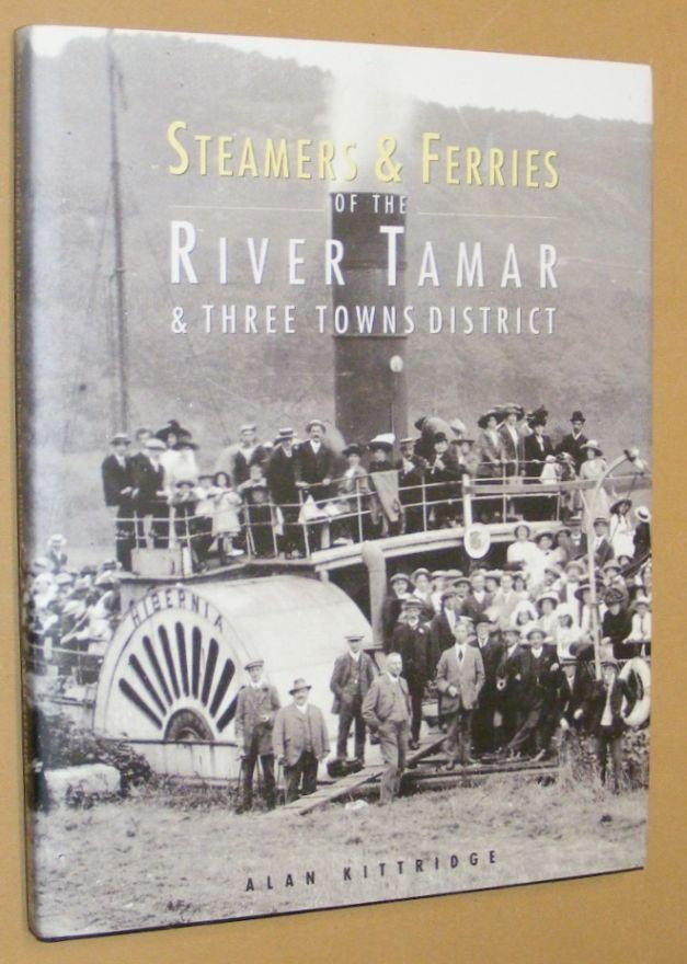 Image for Steamers & Ferries of the River Tamar and Three Towns District