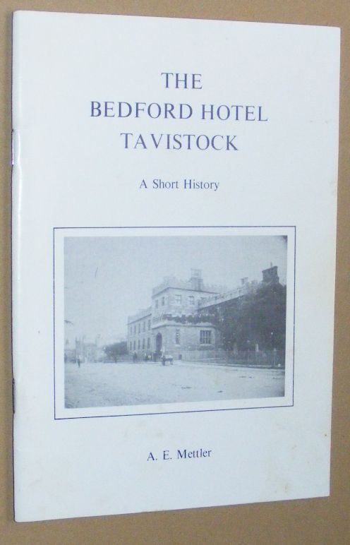 Image for The Bedford Hotel, Tavistock: a short history