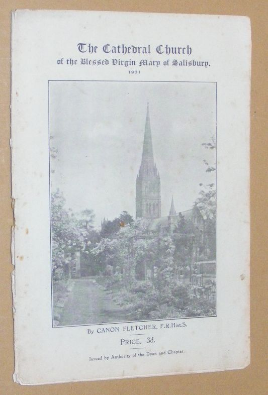 Image for The Cathedal Church of the Blessed Virgin Mary of Salisbury