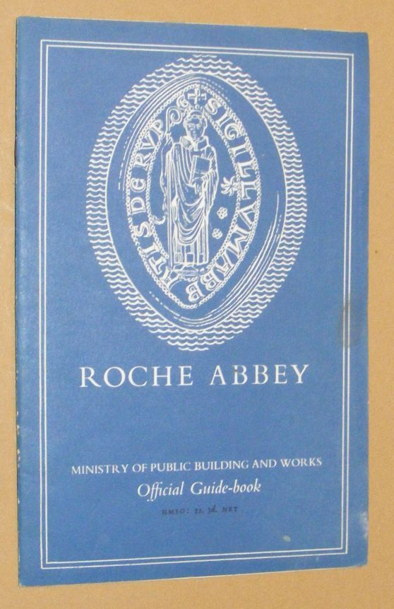 Image for Roche Abbey, Yorkshire (Ministry of Public Building and Works, Ancient Monuments and Historic Buildings)