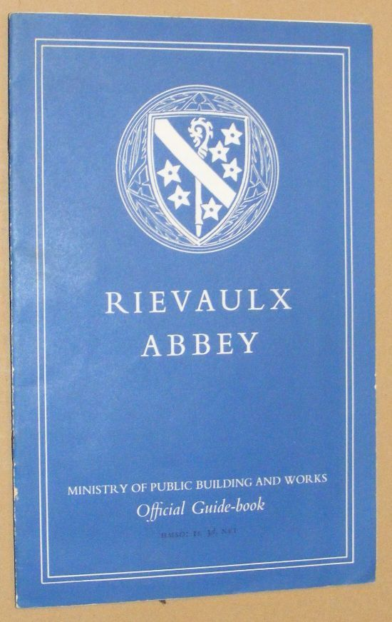 Image for Rievaulx Abbey, Yorkshire (Ministry of Public Building and Works, Ancient Monuments and Historic Buildings)