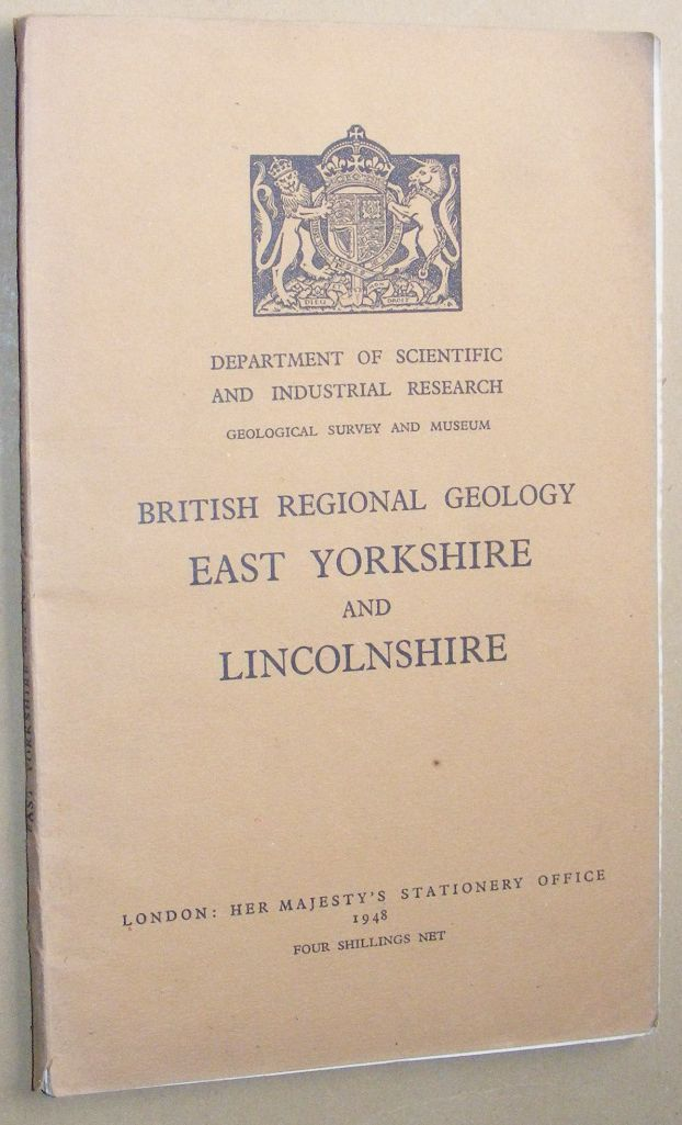 Image for British Regional Geology: East Yorkshire and Lincolnshire
