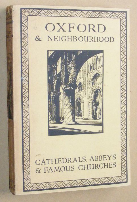 Image for Oxford & Neighbouring Churches (Cathedrals, Abbeys & Famous Churches)