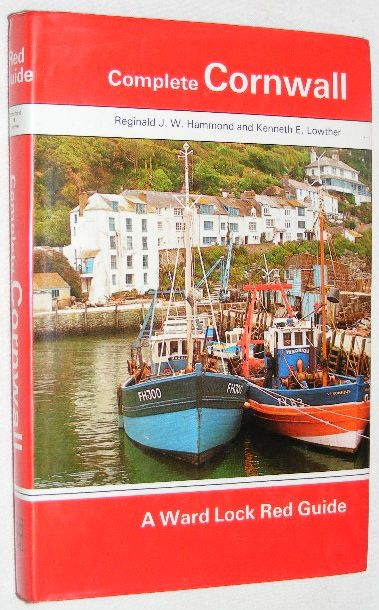 Image for Complete Cornwall Red Guide