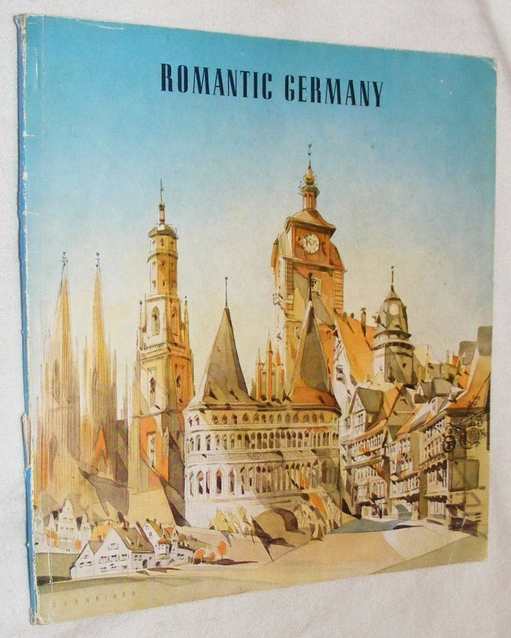 Image for Romantic Germany