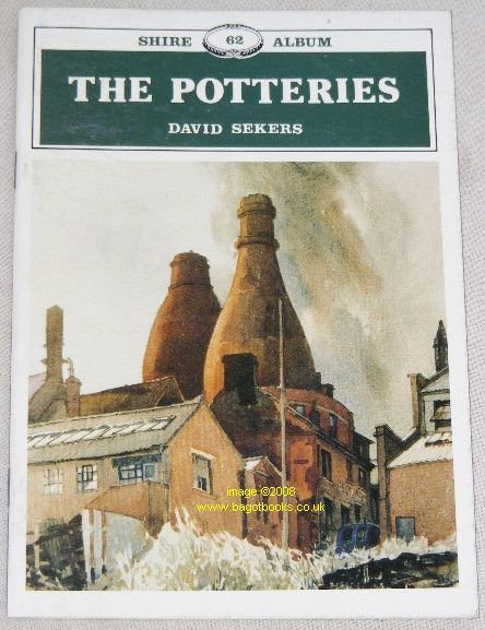Image for The Potteries (Shire Album 62)