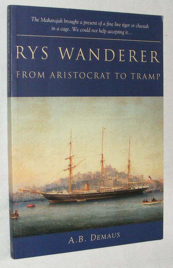 Image for RYS Wanderer: From Aristocrat to Tramp