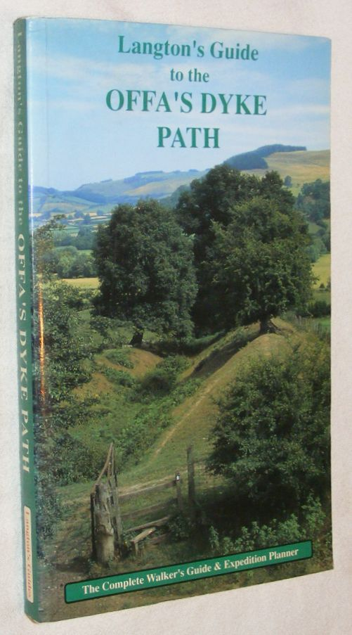 Image for Langton's Guide to the Offa's Dyke Path : a Coast to coast Walk