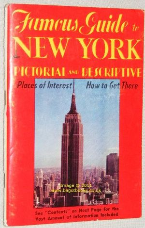 Image for Famous Guide to New York : Pictorial and Descriptive