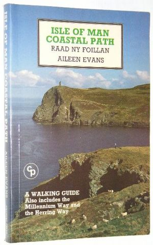 Image for The Isle of Man Coastal Path : 'Raad Ny Foillan', the Way of the Gull