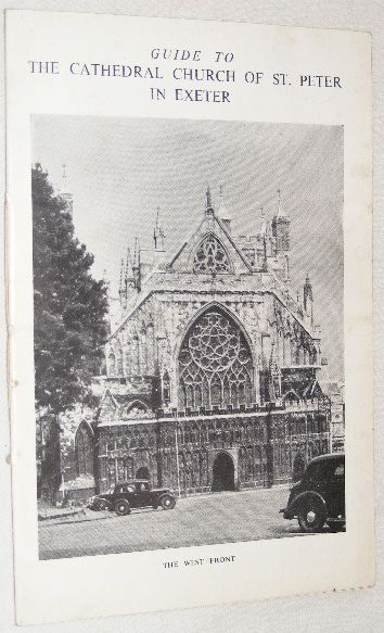 Image for Guide to the Cathedral Church of St Peter in Exeter