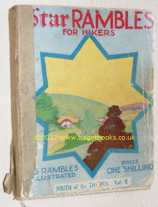 Image for The Star Rambles for Hikers South of the Thames Vol. II