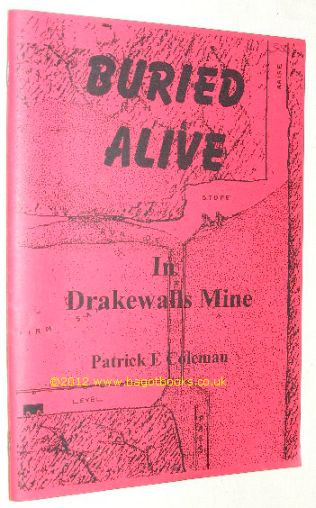 Image for Buried Alive in Drakewalls Mine