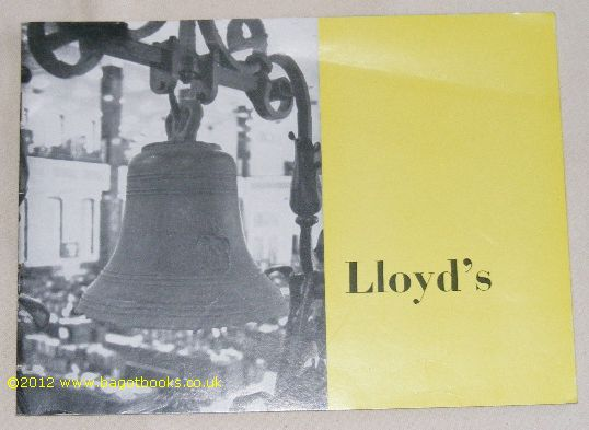 Image for Lloyd's