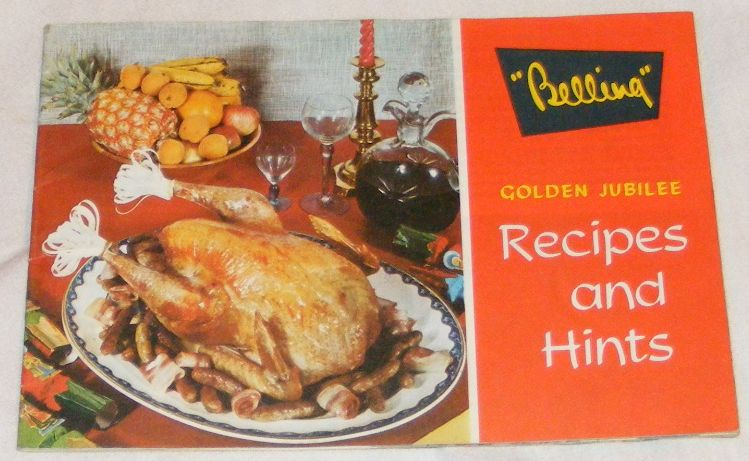 Image for Belling Golden Jubilee Recipes and Hints