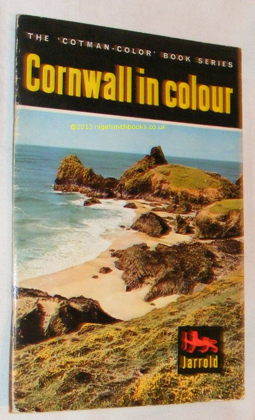 Image for Cornwall in Colour: a Cotman-Color Book
