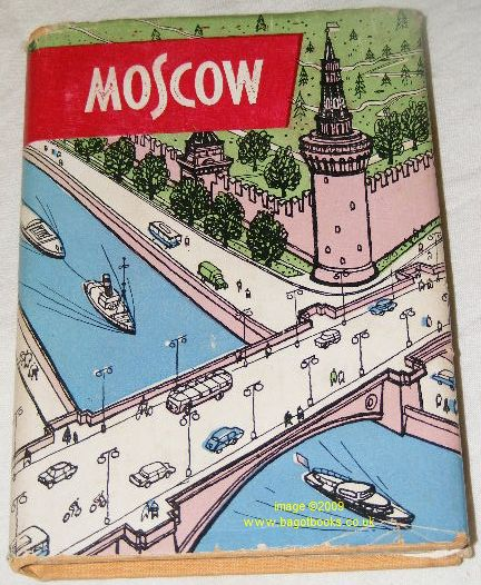 Image for Moscow: a Short Guide