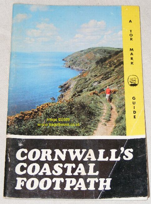 Image for Cornwall's Coastal Footpath