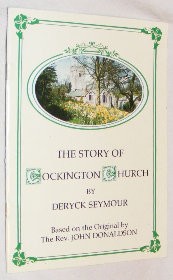 Image for The Story of Cockington Church