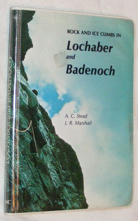 Image for Rock & Ice Climbs in Lochaber & Badenoch